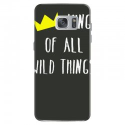 king of all wild things Samsung Galaxy S7 Case | Artistshot