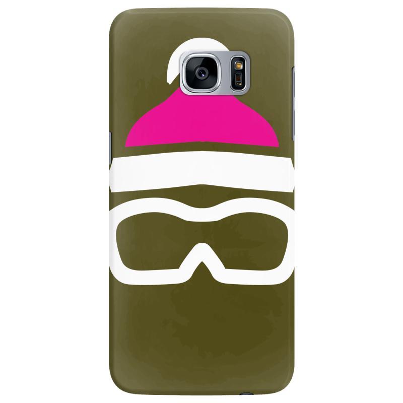 be95fc1c64ce0 Custom Ski Goggles And Hat Samsung Galaxy S7 Edge Case By Sayasiti ...