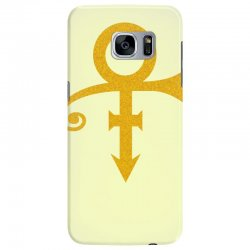 prince symbol music funk pop soul Samsung Galaxy S7 Edge Case | Artistshot