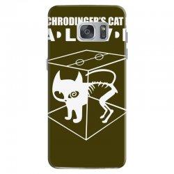 the big bang theory sheldon cooper schrodinger's cat Samsung Galaxy S7 Case | Artistshot