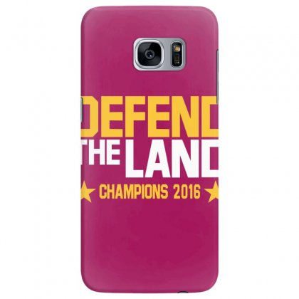 Cleveland Cavaliers Samsung Galaxy S7 Edge Case Designed By Vr46