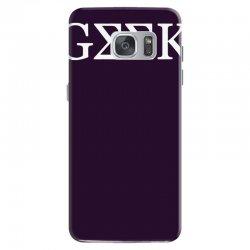 geek greek Samsung Galaxy S7 Case | Artistshot