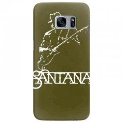 carlos santana Samsung Galaxy S7 Edge Case | Artistshot