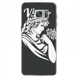 virgo zodiac Samsung Galaxy S7 Case | Artistshot