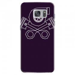 v8 boost tuning jdm turbo drift racing Samsung Galaxy S7 Case | Artistshot