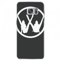 vw strip logo Samsung Galaxy S7 Case   Artistshot