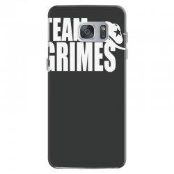 team grimes walking dead Samsung Galaxy S7 Case | Artistshot