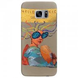 yellow magic orchestra Samsung Galaxy S7 Edge Case | Artistshot