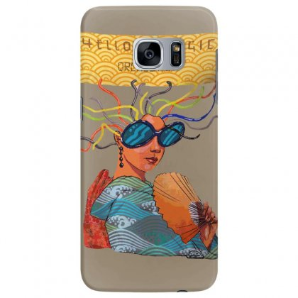 Yellow Magic Orchestra Samsung Galaxy S7 Edge Case Designed By Tonyhaddearts