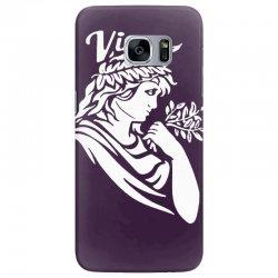 virgo zodiac Samsung Galaxy S7 Edge Case | Artistshot