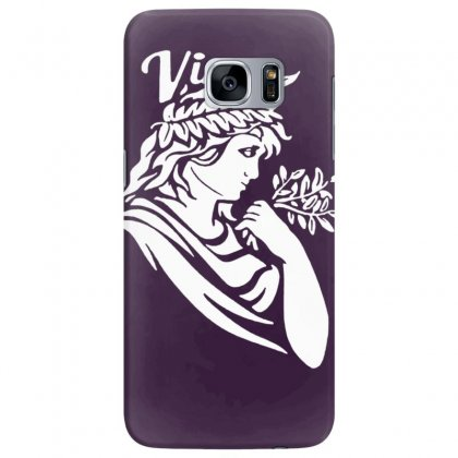 Virgo Zodiac Samsung Galaxy S7 Edge Case Designed By Tonyhaddearts