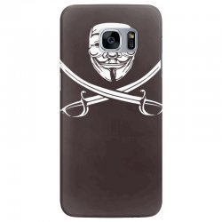 mask of modern mutiny Samsung Galaxy S7 Edge Case   Artistshot