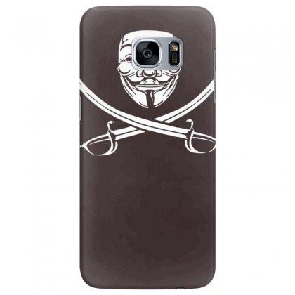 Mask Of Modern Mutiny Samsung Galaxy S7 Edge Case Designed By Tonyhaddearts