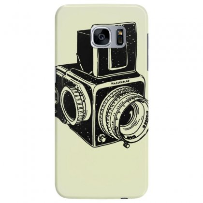 Hasselblad Vintage Camera Samsung Galaxy S7 Edge Case Designed By Tonyhaddearts
