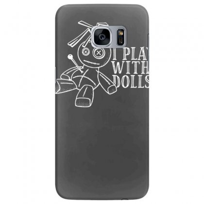 Funny Voodoo Samsung Galaxy S7 Edge Case Designed By Tonyhaddearts