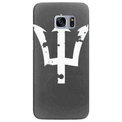 Dreizack Poseidon Samsung Galaxy S7 Edge Case Designed By Tonyhaddearts