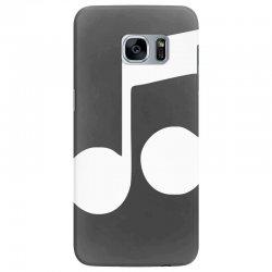 music note Samsung Galaxy S7 Edge Case | Artistshot