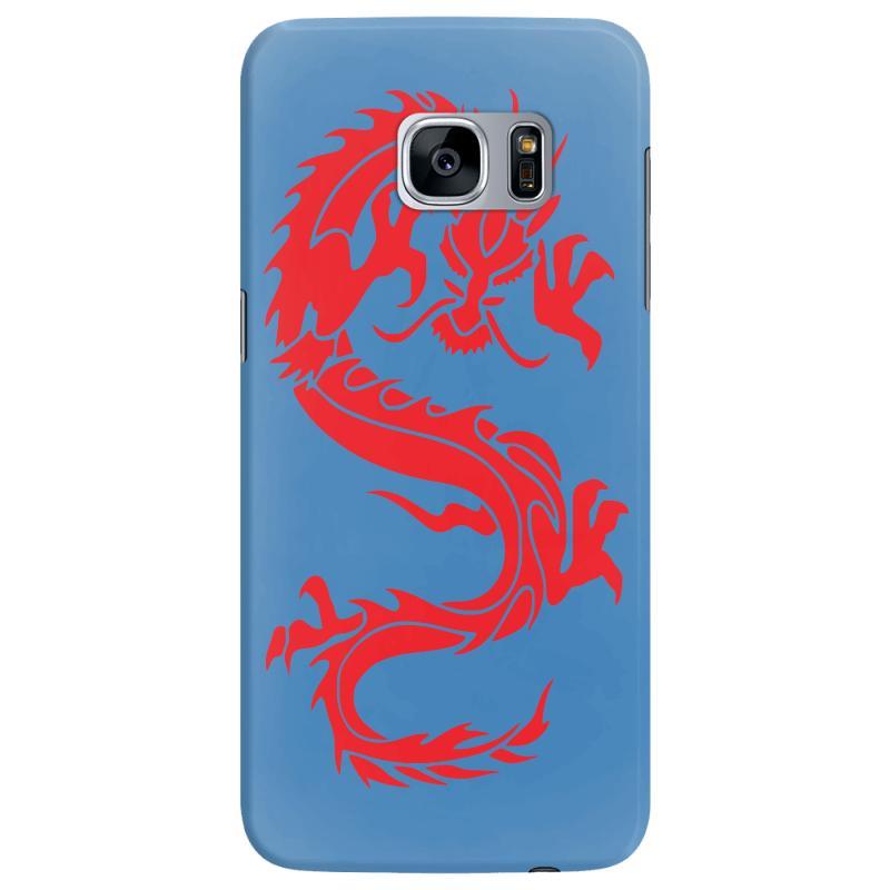 c64b616d48 Custom Chinese Dragon Mma Samsung Galaxy S7 Edge Case By Mdk Art ...