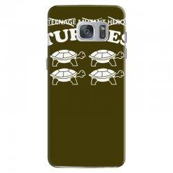 turtles heroes Samsung Galaxy S7 Case | Artistshot