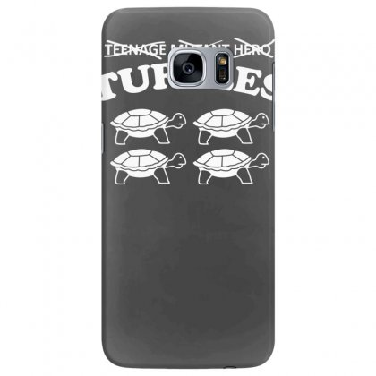 Turtles Heroes Samsung Galaxy S7 Edge Case Designed By Tonyhaddearts