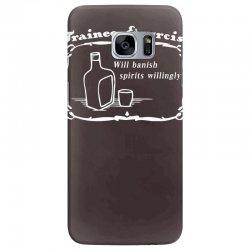 trainee exorcist Samsung Galaxy S7 Edge Case | Artistshot