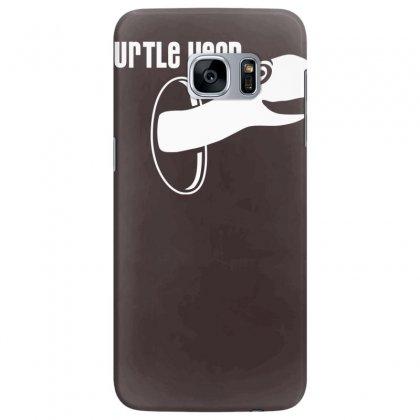 Turtle Head Samsung Galaxy S7 Edge Case Designed By Tonyhaddearts