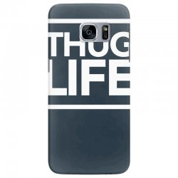 thug life Samsung Galaxy S7 Edge Case   Artistshot