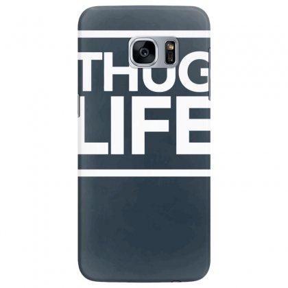 Thug Life Samsung Galaxy S7 Edge Case Designed By Tonyhaddearts