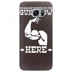 the gun show Samsung Galaxy S7 Edge Case | Artistshot