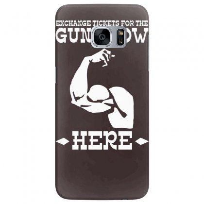 The Gun Show Samsung Galaxy S7 Edge Case Designed By Tonyhaddearts