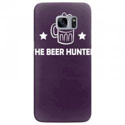 the beer hunter Samsung Galaxy S7 Edge Case | Artistshot