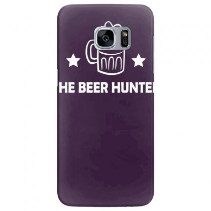 The Beer Hunter Samsung Galaxy S7 Edge Case Designed By Tonyhaddearts