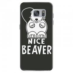 nice beaver Samsung Galaxy S7 Case | Artistshot