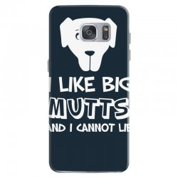 i like big mutts and i cannot lie Samsung Galaxy S7 Case | Artistshot