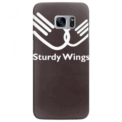 Sturdy Wings Samsung Galaxy S7 Edge Case Designed By Tonyhaddearts