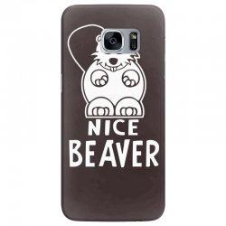 nice beaver Samsung Galaxy S7 Edge Case | Artistshot