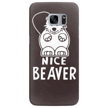 Nice Beaver Samsung Galaxy S7 Edge Case Designed By Tonyhaddearts