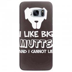 i like big mutts and i cannot lie Samsung Galaxy S7 Edge Case | Artistshot