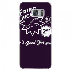 fried chicken it's good for you! Samsung Galaxy S7 Case   Artistshot