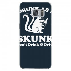 drunk as a skunk Samsung Galaxy S7 Case | Artistshot