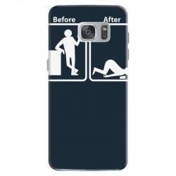before after Samsung Galaxy S7 Case | Artistshot