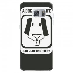a dog is for life Samsung Galaxy S7 Case | Artistshot