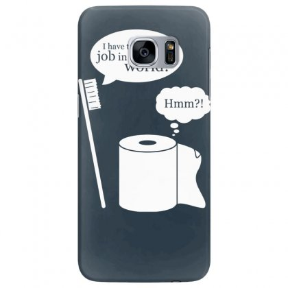I Have The Worst Job In The World! Samsung Galaxy S7 Edge Case Designed By Tonyhaddearts