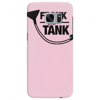 Frank The Tank Samsung Galaxy S7 Edge Case Designed By Tonyhaddearts