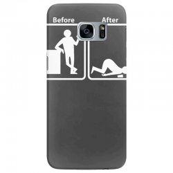 before after Samsung Galaxy S7 Edge Case | Artistshot
