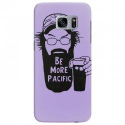 be more pacific Samsung Galaxy S7 Edge Case | Artistshot