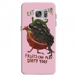 eat fruits Samsung Galaxy S7 Case | Artistshot