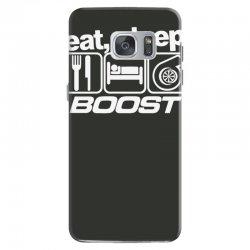 eat sleep boost Samsung Galaxy S7 Case | Artistshot