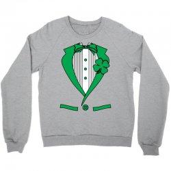 irish-suit Crewneck Sweatshirt   Artistshot