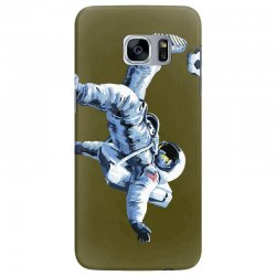 """buzz aldrin"" always sounded like a sports name Samsung Galaxy S7 Edge Case 
